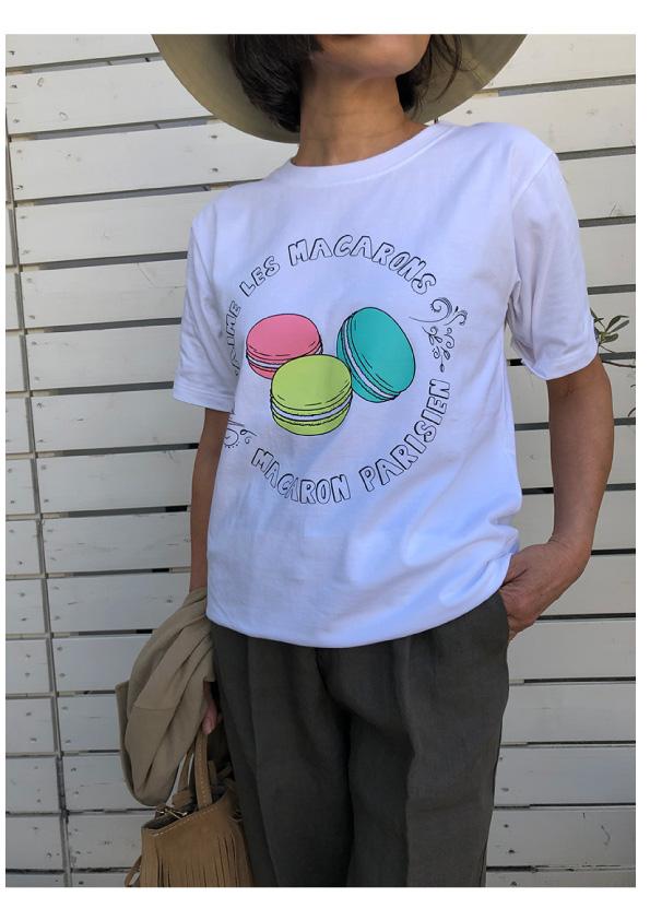 Made in France  La Vie est Aventure Tシャツ