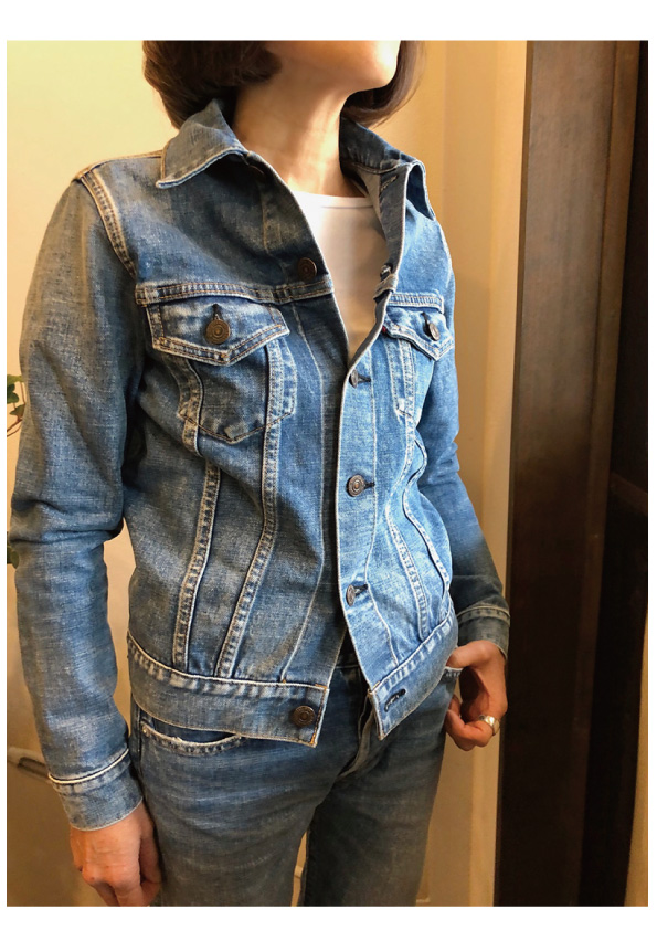 Shu jeans G Jack /Aqua