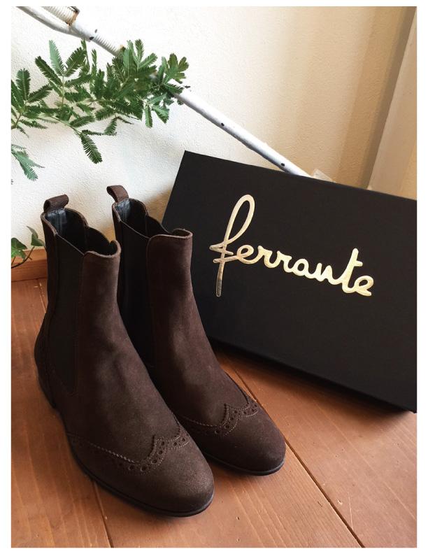 Made in Italy  ferrante / ASPEN