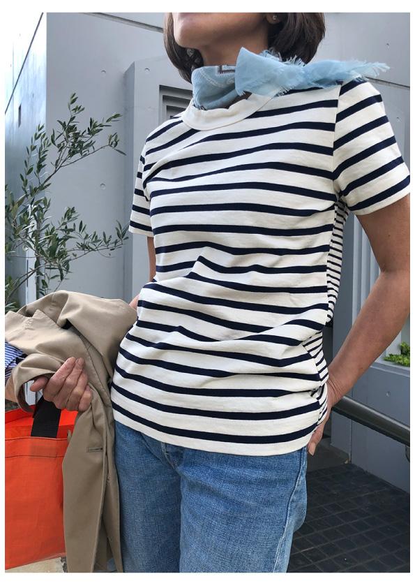 Nigel Cabourn セーラーTシャツ